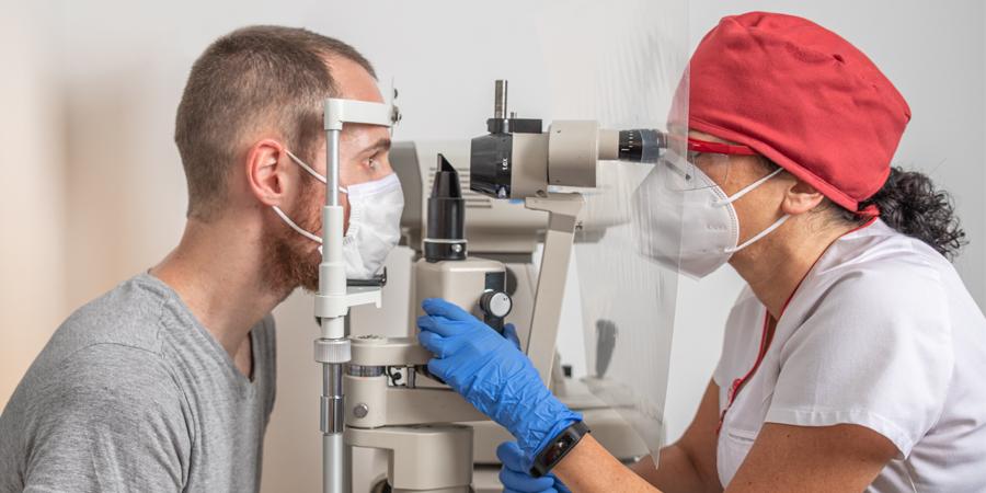 COVID-19 (Coronavirus) Eye Health Care Guide for Patients | AOA