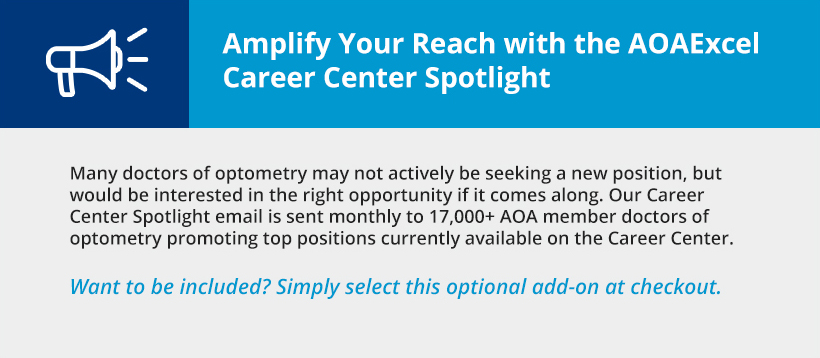 Career Center spotlight