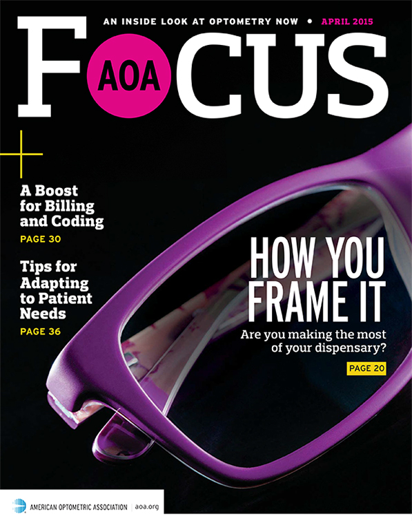 April 2015 Focus Magazine