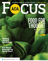 July/August 2015 AOA Focus