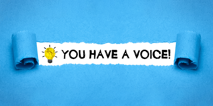 You have a voice - American Optometric Association Surveys