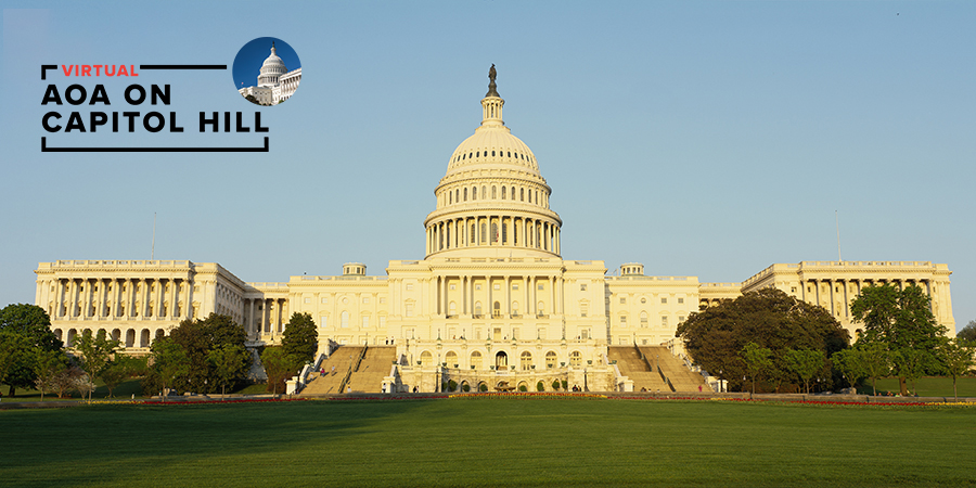 2021 Virtual AOA on Capitol Hill