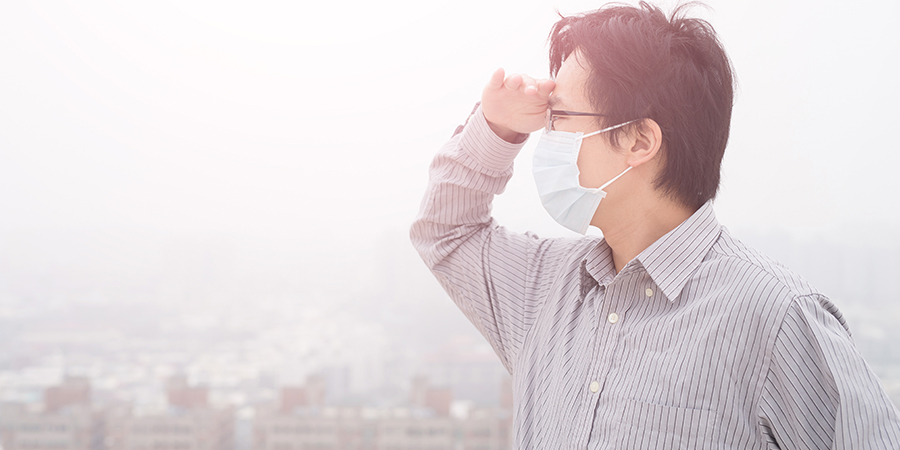 Air pollution implicated in AMD study as US air quality declines